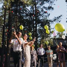 Wedding photographer Irina Lysikova (Irinakuz9). Photo of 10.10.2018