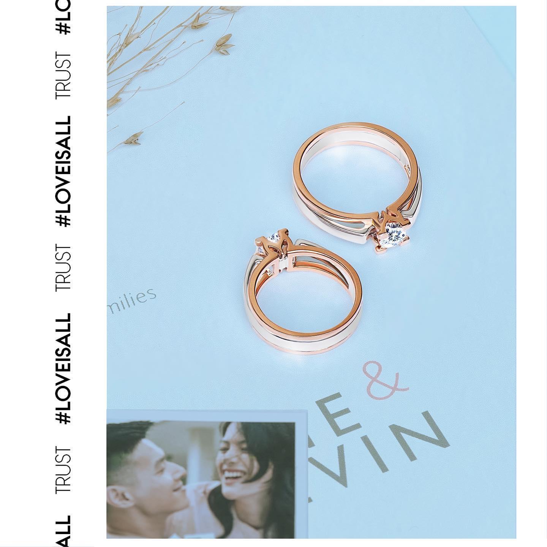 Diamond Wedding Ring untuk Momen Spesial Anda