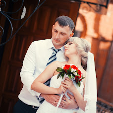 Wedding photographer Nikita Okhakhlin (kot94). Photo of 24.01.2017