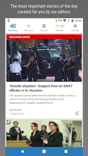 ABC13 Houston screenshot
