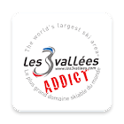 Les 3 Vallées, the official app icon