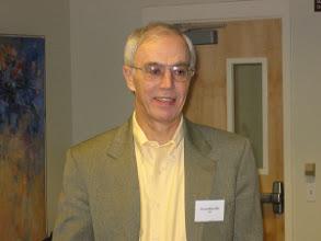 Photo: Dr. David Harville, IBM