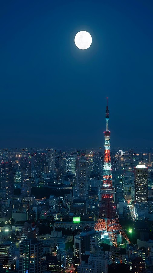 Tokyo Night Live Wallpaper Android Apps on Google Play