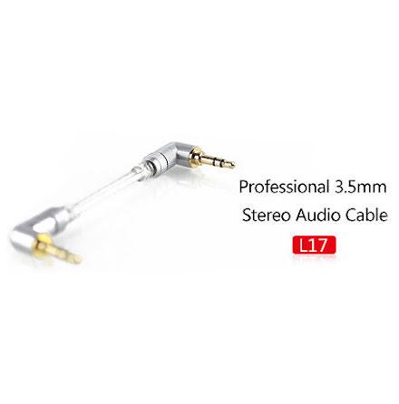 FiiO L17 interconnect stereoljudkabel