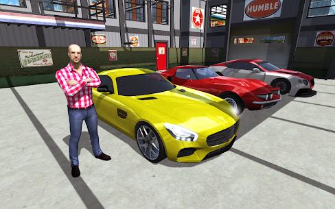 Grand Gangster City 3D 2