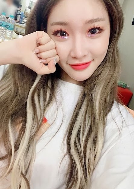 chungha makeup 30