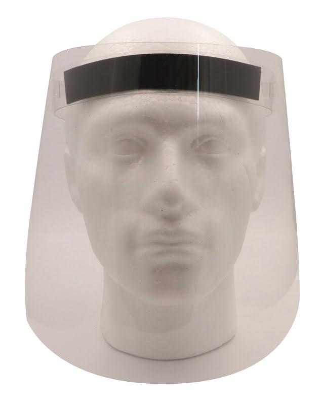 Visir  (10 stk) beskyttelse for ansikt