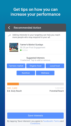 Facebook Ads Manager screenshot 5