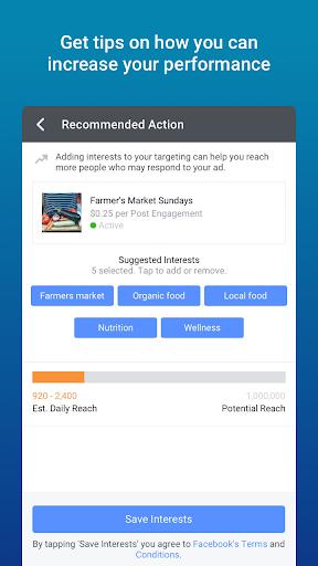 Facebook Ads Manager  screenshots 5