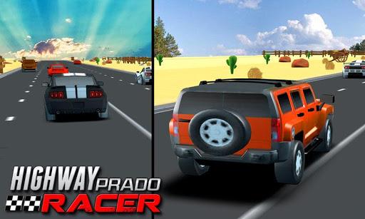 Highway Prado Racer  screenshots 3