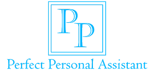 Perfect Personal Assistant Logo