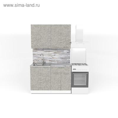 Кухонный гарнитур Валерия лайт 1 1200 мм