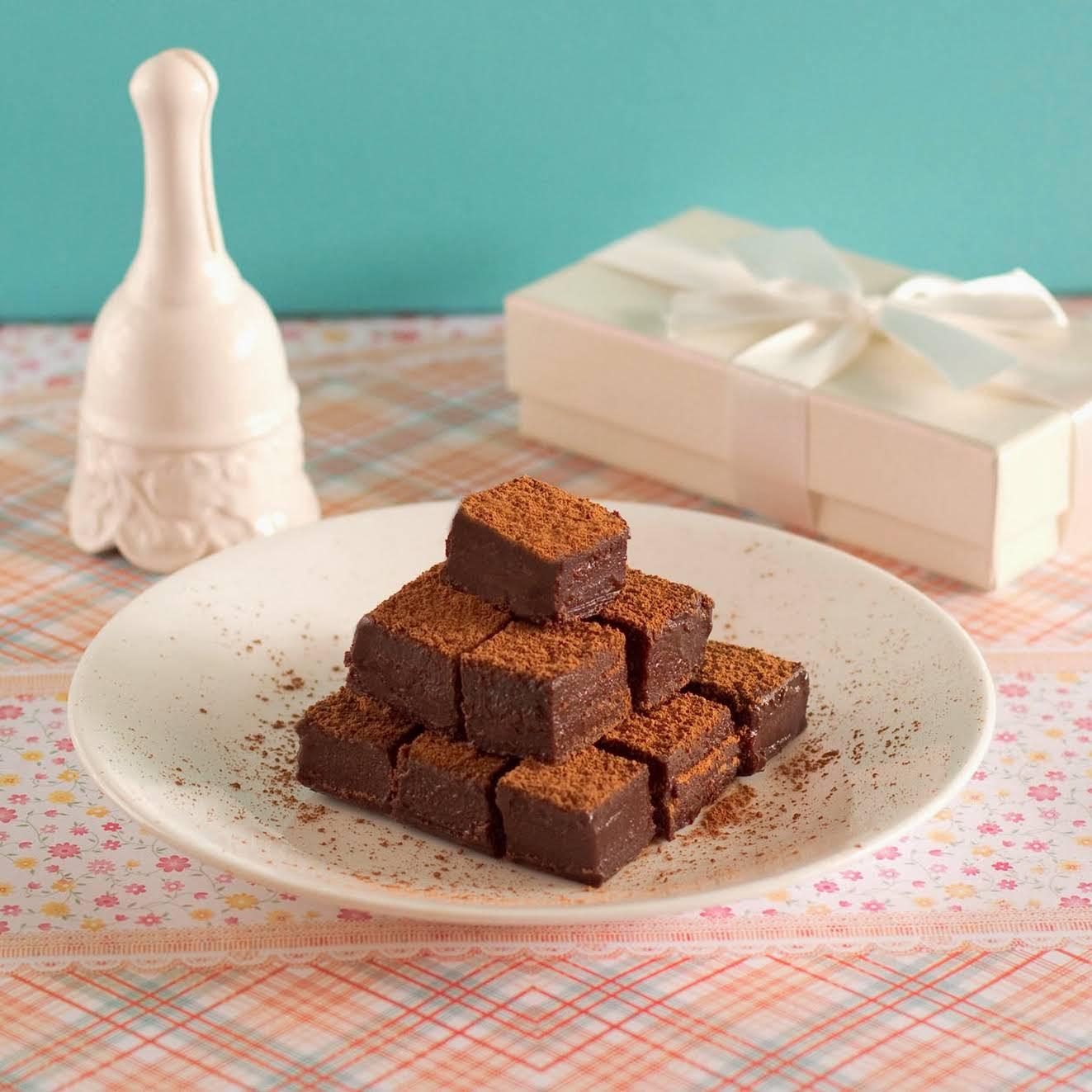 Nama Chocolate 日本生巧克力(生 チョコレート)