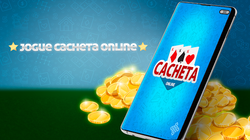 Cacheta Gin Rummy Online  screenshots 2