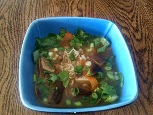 Bento Box Soup Recipe