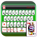 SlideIT Blackjack Cards Skin icon