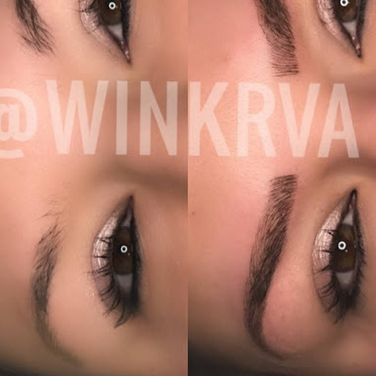 Wink Beauty And Brow Bar Richmonds Favorite Microblading And Lash