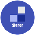 MiX Signer icon