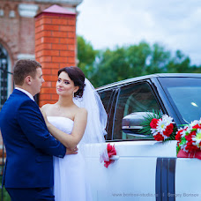 Wedding photographer Sergey Borisov (alive). Photo of 11.01.2016