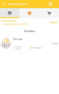 Filex - náhled