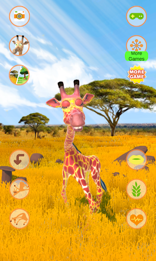 Talking Giraffe screenshots 4