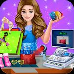 Rich Girl Shopping Mall: Cash Register Simulator
