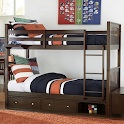 Design Level Bed for Children icon