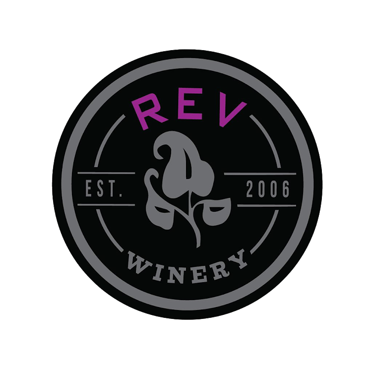 Logo for Rev Sparkling Rose