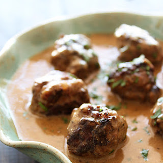 Copycat Swedish Meatballs