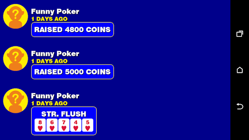 Video Poker with Double Up  screenshots 4