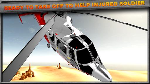 陆军直升机空中救护