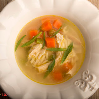 Lemon Peel Chicken Soup Recipes