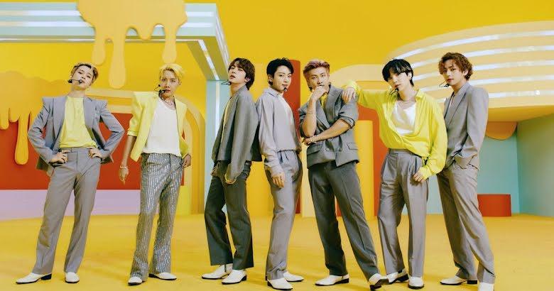 BTS Siap Lanjutkan Promosi Internasional