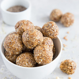 Fig and Date Balls Recipe