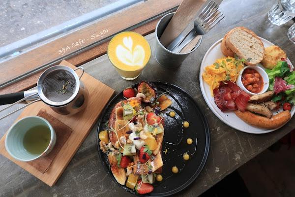 新竹大遠百巷弄中的澳式早午餐,用愜意的心情品味絕美餐點 - 39A cafe' - 不限用餐時間咖啡廳