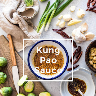Homemade Kung Pao Sauce Recipe