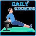 10 Daily Exercises (Gym Workouts & Fitness) icon