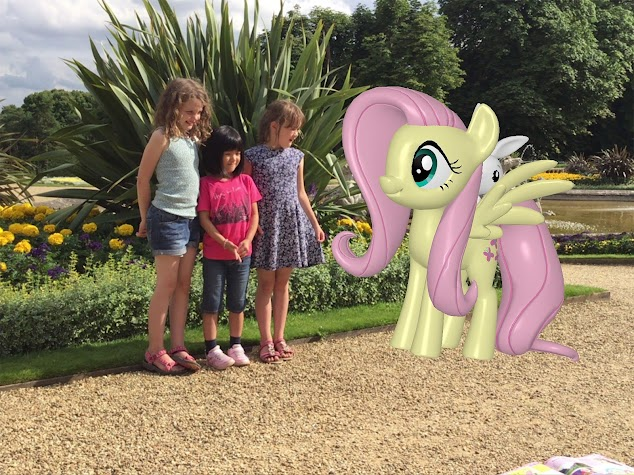 My Little Pony AR Guide Screenshot