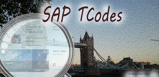 SAP Tcodes - Apps on Google Play