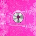 GO Locker Theme Pink Cute Star icon