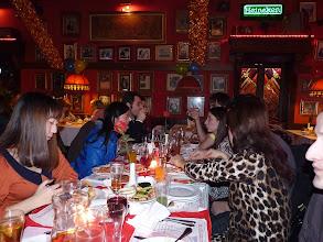 Photo: Beijing - TB dinner in russian restaurant Elephant