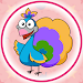 Memory games for kids 4 years icon
