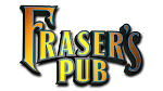 Logo for Fraser's Pub