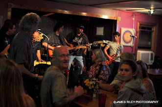 Photo: Playin' tunes at Dutch's on Thursdays
