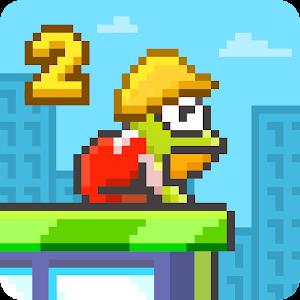 Game Hoppy Frog 2 - City Escape APK for Windows Phone
