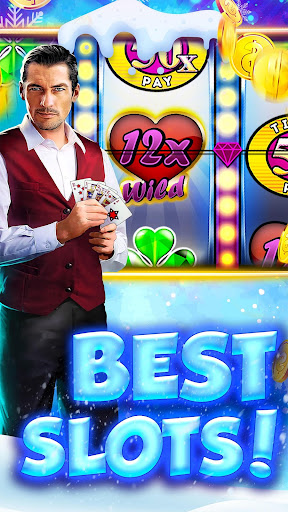 Vegas Magicu2122 Slots Free - Slot Machine Casino Game 1.43.0 Mod screenshots 4