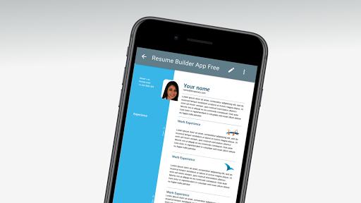 Resume Builder App Free 190930 screenshots 2