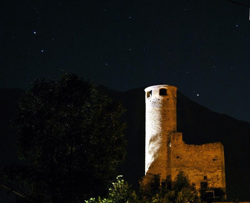 Castello di Chatelard (La Salle-Aosta) di gianlucascarpari