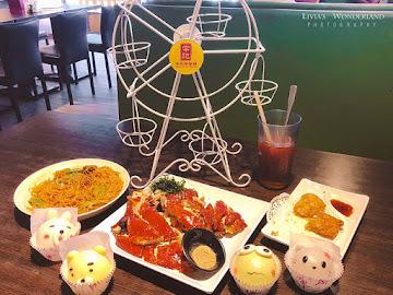 棠記港式茶餐廳