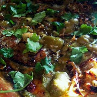 Poblano Pizza Recipe